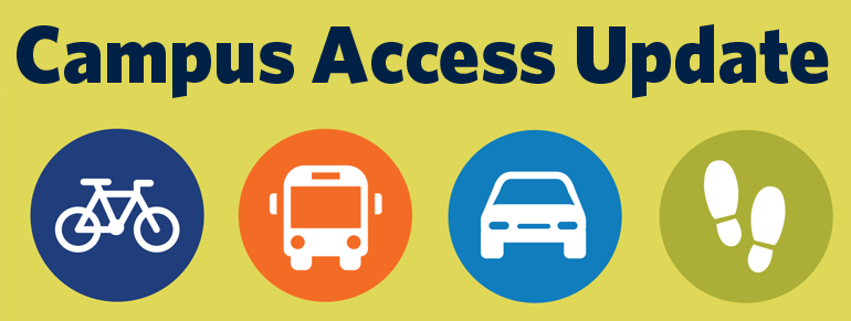 Campus Access Update